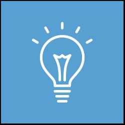 Lightbulb Icon: