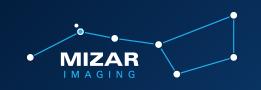 Logo: Mizar Imaging
